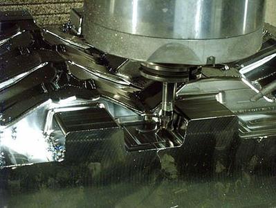Produktion von individuellen Maschinenbauteilen